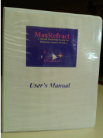 MaxRefract User Guide