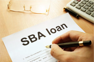 business planning to get a SBA loan