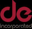 DE Inc. Logo