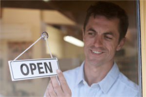 reopening small businesses after COVID-19 Crisis